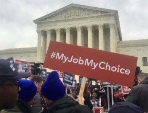 JMI's Sal Nuzzo at the Supreme Court: Part 1
