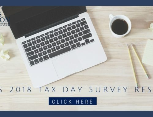 Tax Day Survey Findings