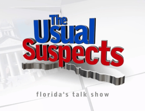 Dr. Bob McClure on WCTV's The Usual Suspects