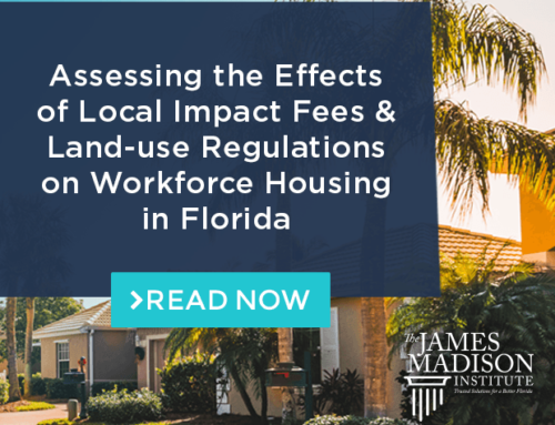 Assessing the Effects of Local Impact Fees and Land-use Regulations on Workforce Housing in Florida
