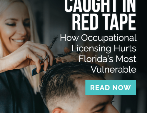 Caught in Red Tape: How Occupational Licensing Hurts Florida's Most Vulnerable